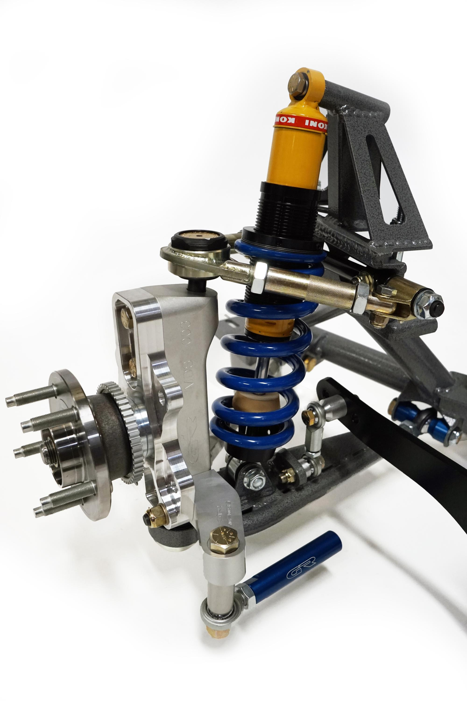 Griggs Racing – Chassis Debate - SLA vs MacPherson Strut