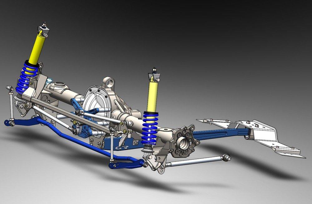 Griggs Racing – Chassis Debate- Solid Rear Axle vs